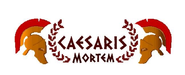 Caesaris Mortem (Pixel Art)