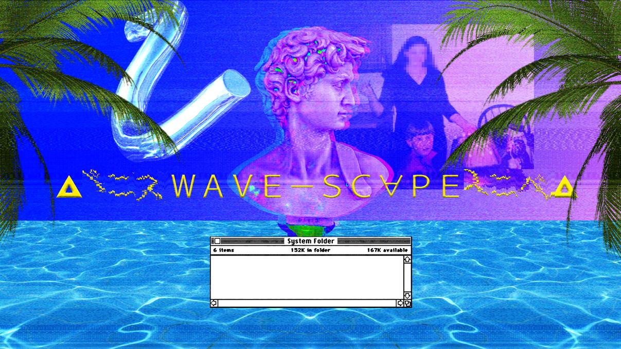 ∆ なみ - WAVE-SC∀PE∆