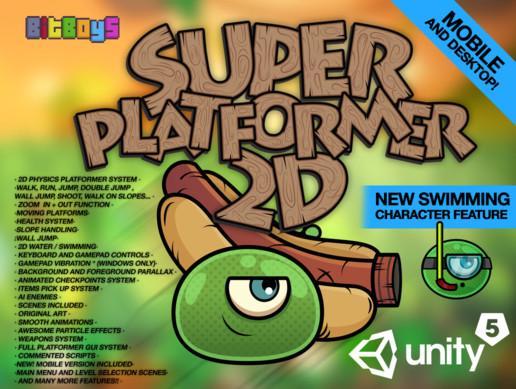Super Platformer 2D