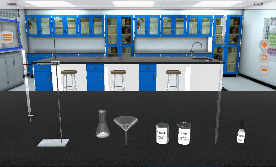 Chemistry Virtual Labs