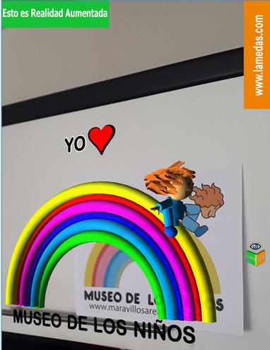 """""""Museo de Los Niños"""" Application"""