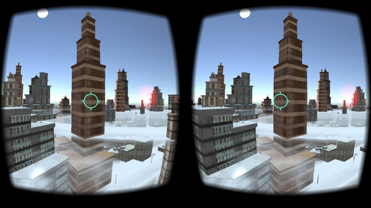 VR - Explore City
