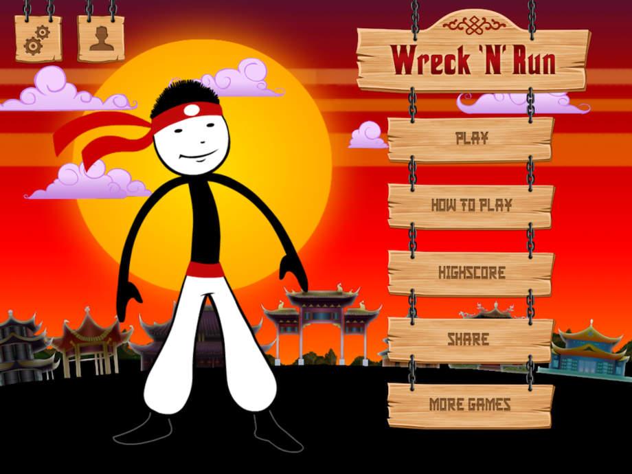 Wreck N Run