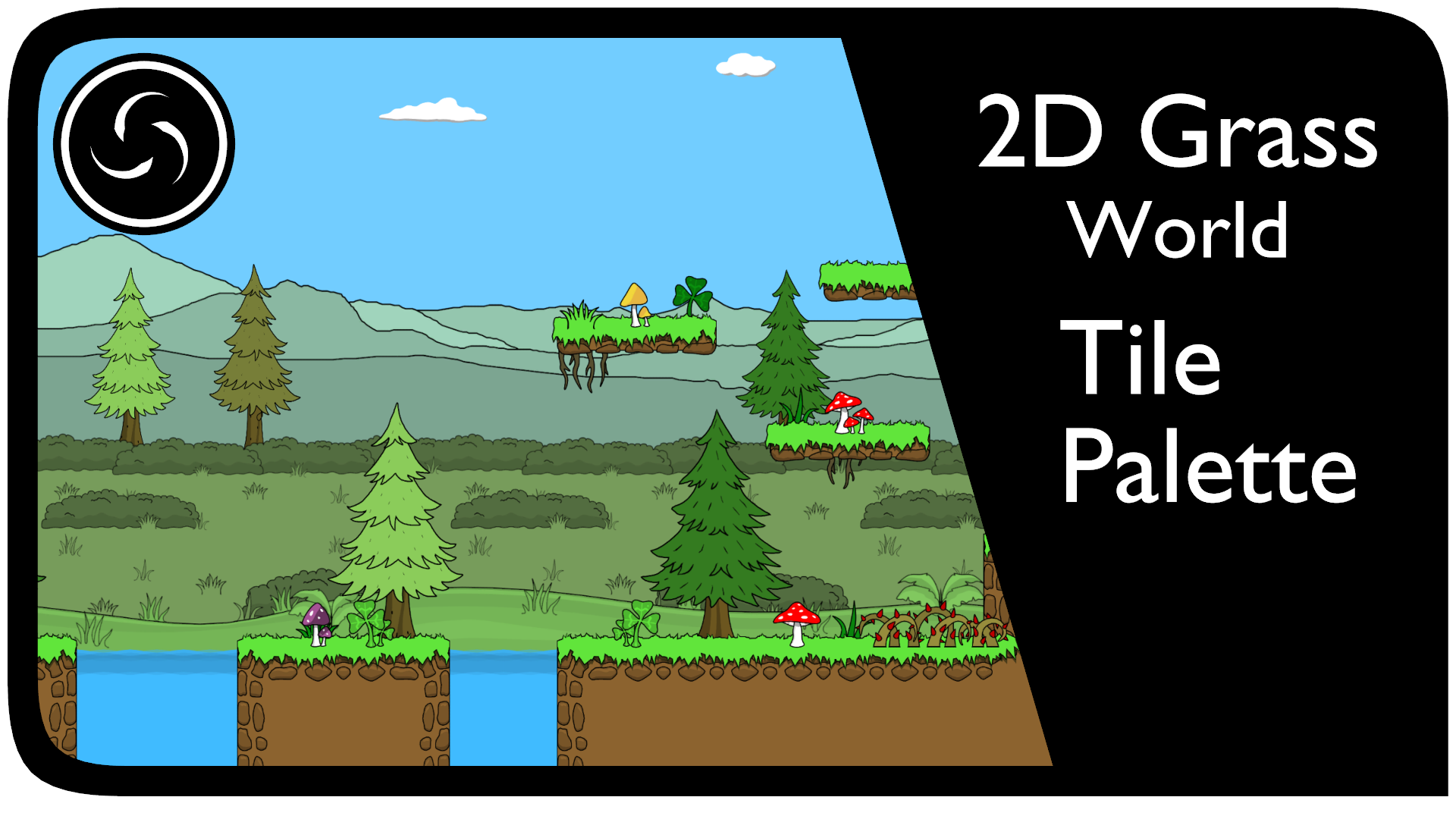 2D Grass World