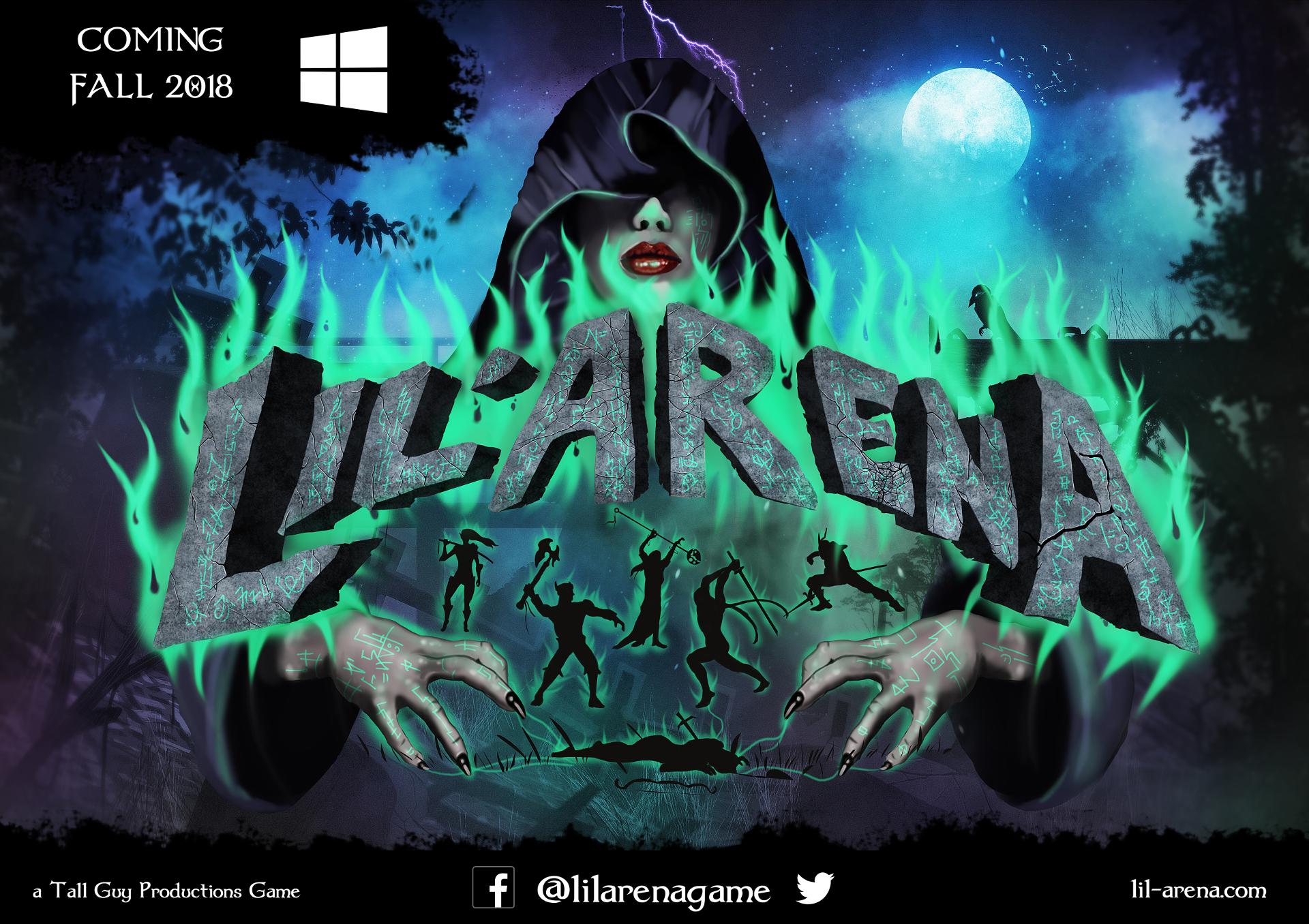 Lil' Arena (Beta)
