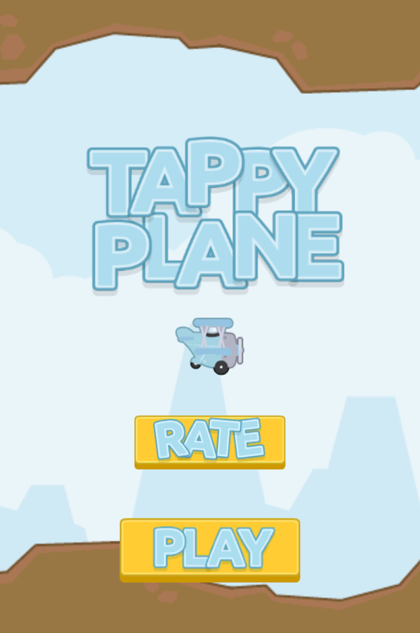Flappy Tappy Plane