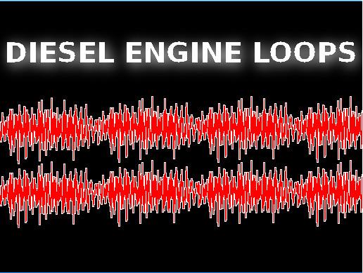 Diesel engine loops