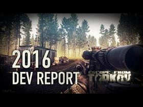 Graphics code for Escape form Tarkov
