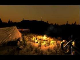 Camping in Jungle