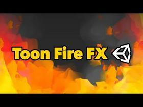 Toon Fire Asset Pack