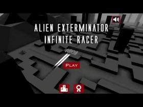 Alien Exterminator Infinite Racer