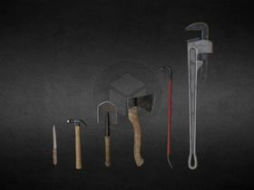 Tools/Melee weapons