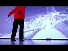 Ski Jump Simulator
