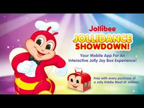 JOLLIBEE – JOLLIDANCE SHOWDOWN AR APP
