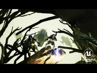 Swamp - Planet Yautja [WIP]