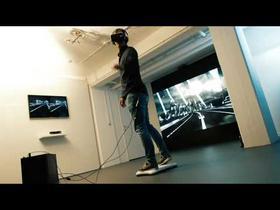 Hoverboard VR - Tech Demo