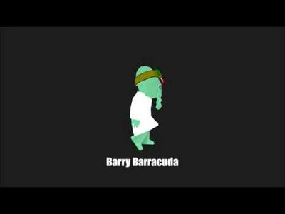 Barry Barracuda