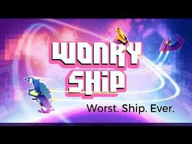 Wonky Ship