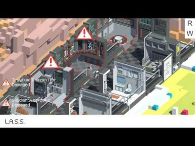 A Game About A Lost Robot