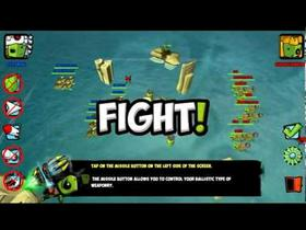 Turtle Strike game