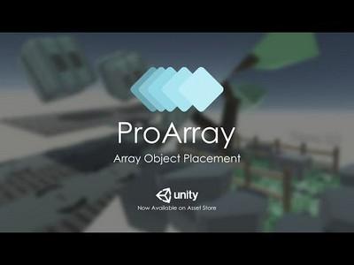ProArray - Advance Prefab Placement