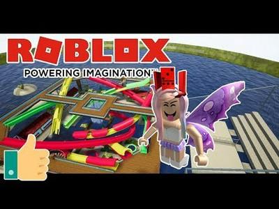 WaterPark Roblox Game LevelDesign