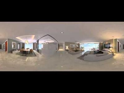 Virtual Tour 360 Degree Apartment Interior Video