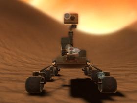 Mars demo