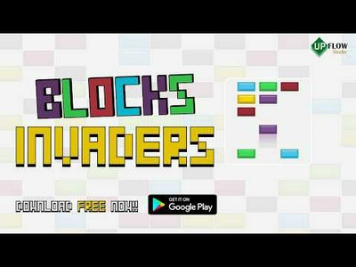 Blocks Invaders