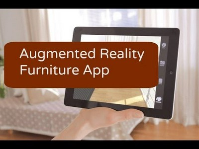 SAG FURNITURE - The Augmented Reality App