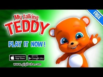 My Talking Teddy