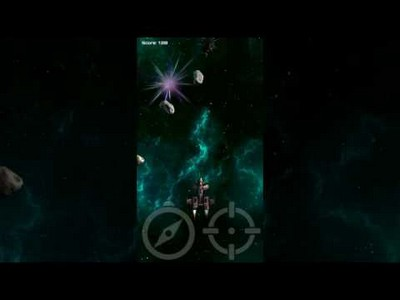 COSMOS CLEANER [ARCADE SHOOTER]