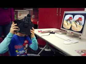 Gigantosaurs VR Royal Ontario Museum Showcase