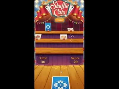 Shuffle Cats Mini - King