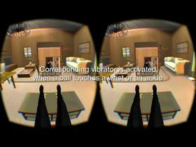 Immersive Virtual Reality Out-of-Body Experience