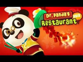 Dr. Panda's Restaurant: Asia