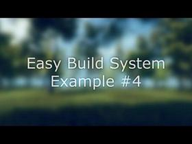 Easy Build System