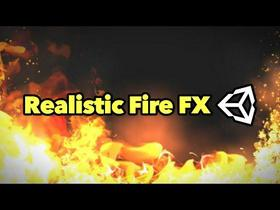 Realistic Fire Particle Systems