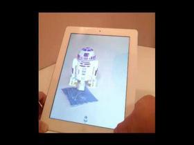 R2 D2 AR