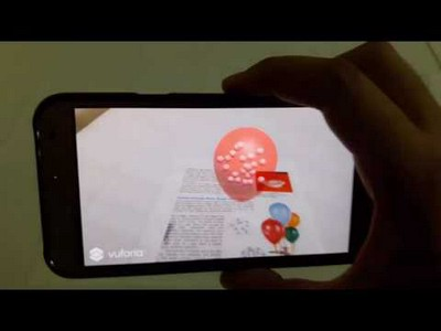 Live Physics - Augmented Reality