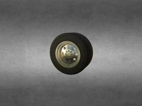 3D wheel models