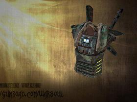 BastarZ BattleZ : Sci-Fi Armor Concept