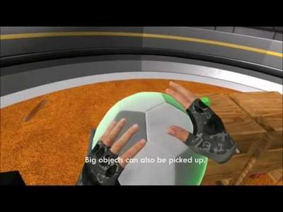 VirtualGrasp Demo