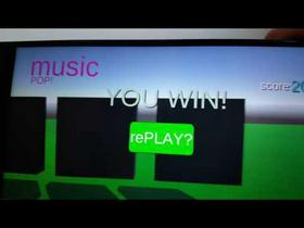 Music Pop Demo