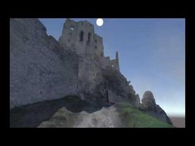 Virtual tour of Beckov Castle (Slovakia)