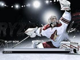NHL 11 Menus