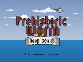 Prehistoric Worm (Deep Sea) Sound Effects Design