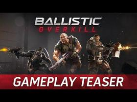 Ballistic Overkill - Multiplayer
