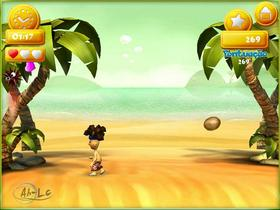 Tropical Fruit Game