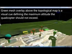UAV Virtual Reality Drone Flight Deck System